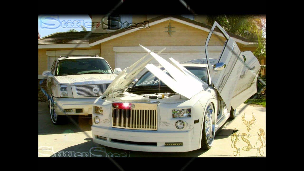 & bolt on lambo door kits installed rap - YouTube