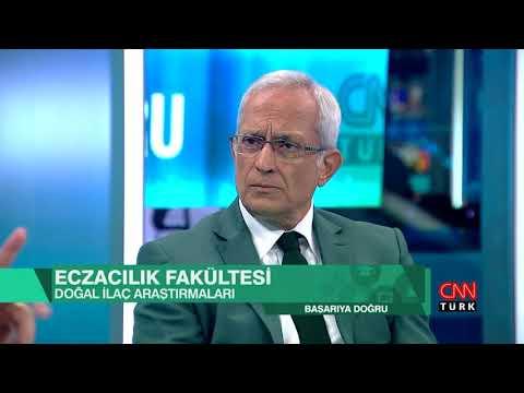 Farmakognozi Ve Fitoretapi Anabilim Dalı Başkanı Prof. Dr. Erdem Yeşilada