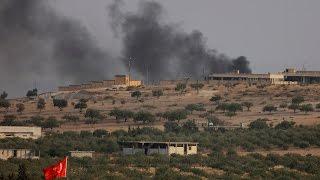 ما هي علاقة الموصل بهجوم تركيا الجوي على المسلحين الأكراد في حلب وكيف سترد أميركا ؟