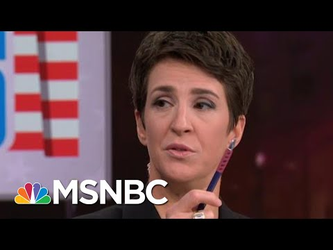 Trump Attacks On Criminal Cases May Be Setting Stage For Pardons | Rachel Maddow | MSNBC