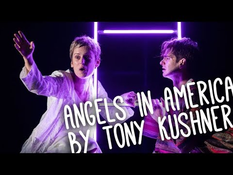 The Plays of Tony Kushner: Angels in America as Epic Theatre (Video Essay)