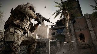 HEAVY SOMALI BEACH ASSAULT in Cool FPS Game Medal of Honor Warfighter