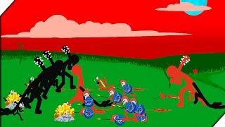 ВЕЛИКАН СТИКМЕН- ФИНАЛ ТУРНИРОВ - Игра Stick War Legacy Tournament Mode Игры для андроид