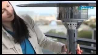 Видео обзор уличный газовый инфракрасный обогреватель Enders серии Trendstyle