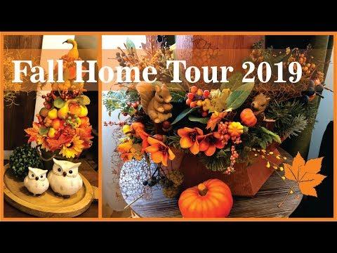 Fall Home Tour 2019   Clara & Cristina