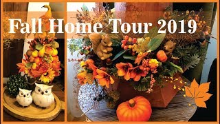Fall Home Tour 2019 | Clara & Cristina