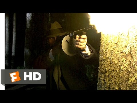 Public Enemies (8/10) Movie CLIP - Assault on the Lodge (2009) HD
