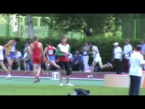 European Youth Olympic Trials 1000m Boys - Heat 1