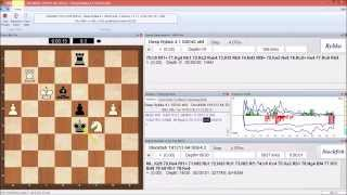 Stockfish 191213 Vs Deep Rybka 4.1 , Live Blitz Match