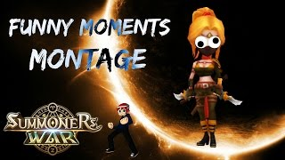 a typical day in summoners war 18