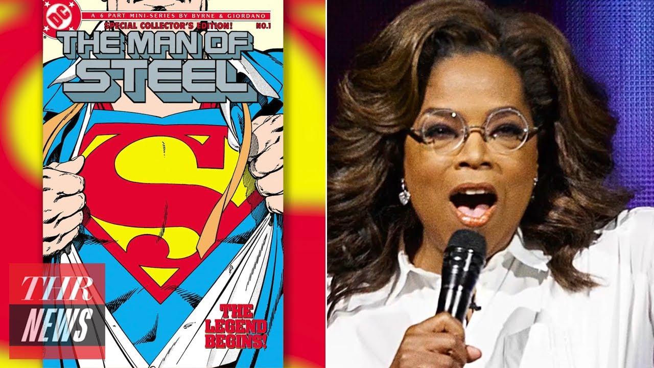DC Cuts Ties With Diamond Comic Distributors, Oprah to Lead Anti-Racism Town Hall   THR News