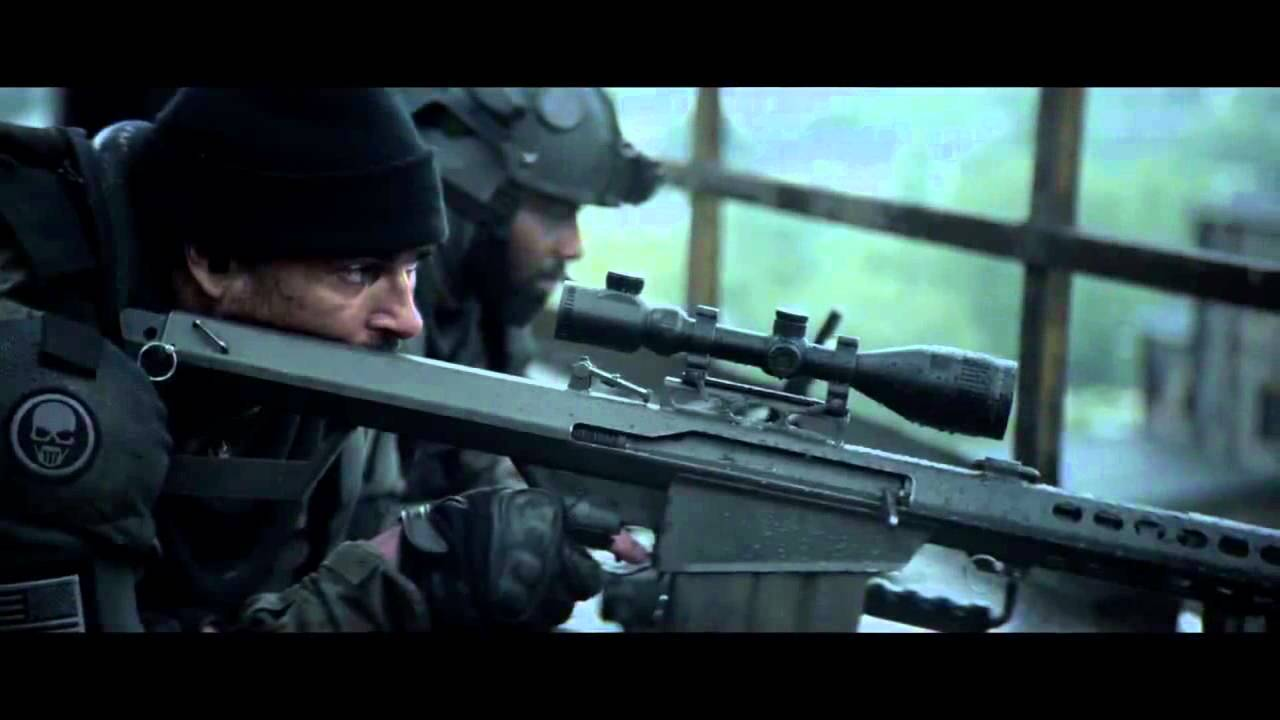 Ghost Recon Alpha Official Hd Film Hd 720p Youtube