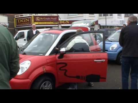 Lancering Betaalbare Elektrische Auto Youtube