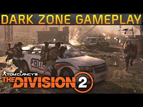 The Division 2 Dark Zone Raw Gameplay