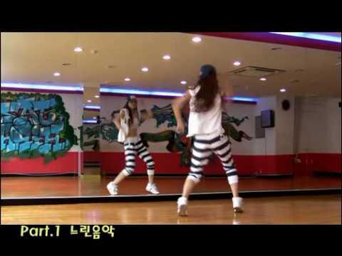 Infinite-Come Back Again(dance Tutorial Part1)