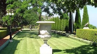Israel-Haifa-Bahai, бахайские сады(На севере Израиля, в городе Хайфа, на склоне горы Кармель находятся знаменитые Бахайские сады. https://www.youtube.co..., 2015-08-02T07:55:06.000Z)