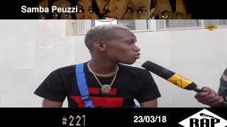 Samba Peuzzi sur Rap 221,ce vendredi à 16h