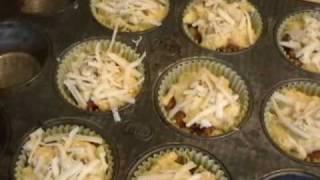 Super Bowl Party Recipe: Bbq Pork-stuffed Corn Muffins