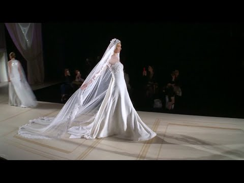 Tot Hom | Spring/Summer 2018 | Bridal Fashion Week