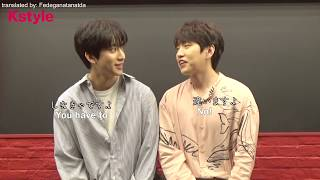 [Eng SUB] B1A4 KSTYLE INTERVIEW 20190827
