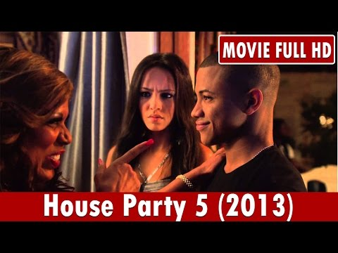 House Party 5 2013 Movie **  Tequan Richmond, Zac Goodspeed, Tristin Mays