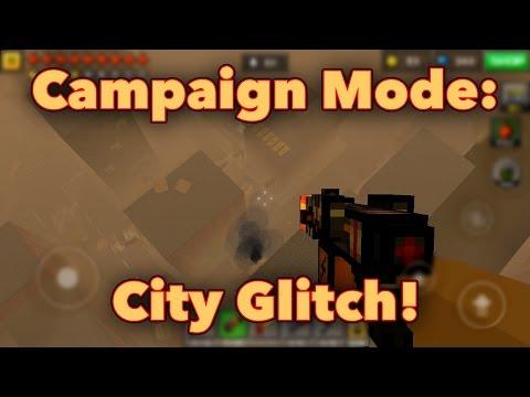 Pixel Gun 3D - City Glitch!