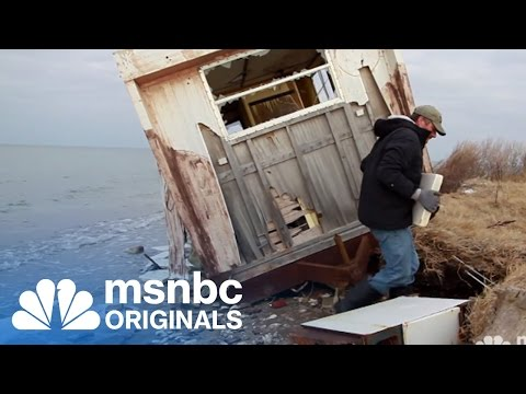 The Drowning Islands Of Virginia | Originals | msnbc