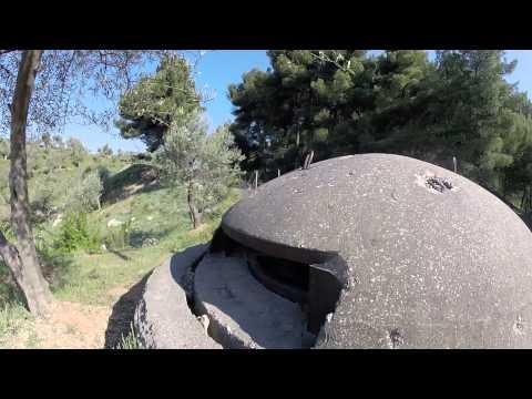Albanian Bunker Tour