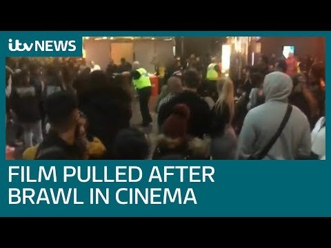 Vue Cinemas Pulls Blue Story From Venues After Fighting Breaks Out In Birmingham | ITV News