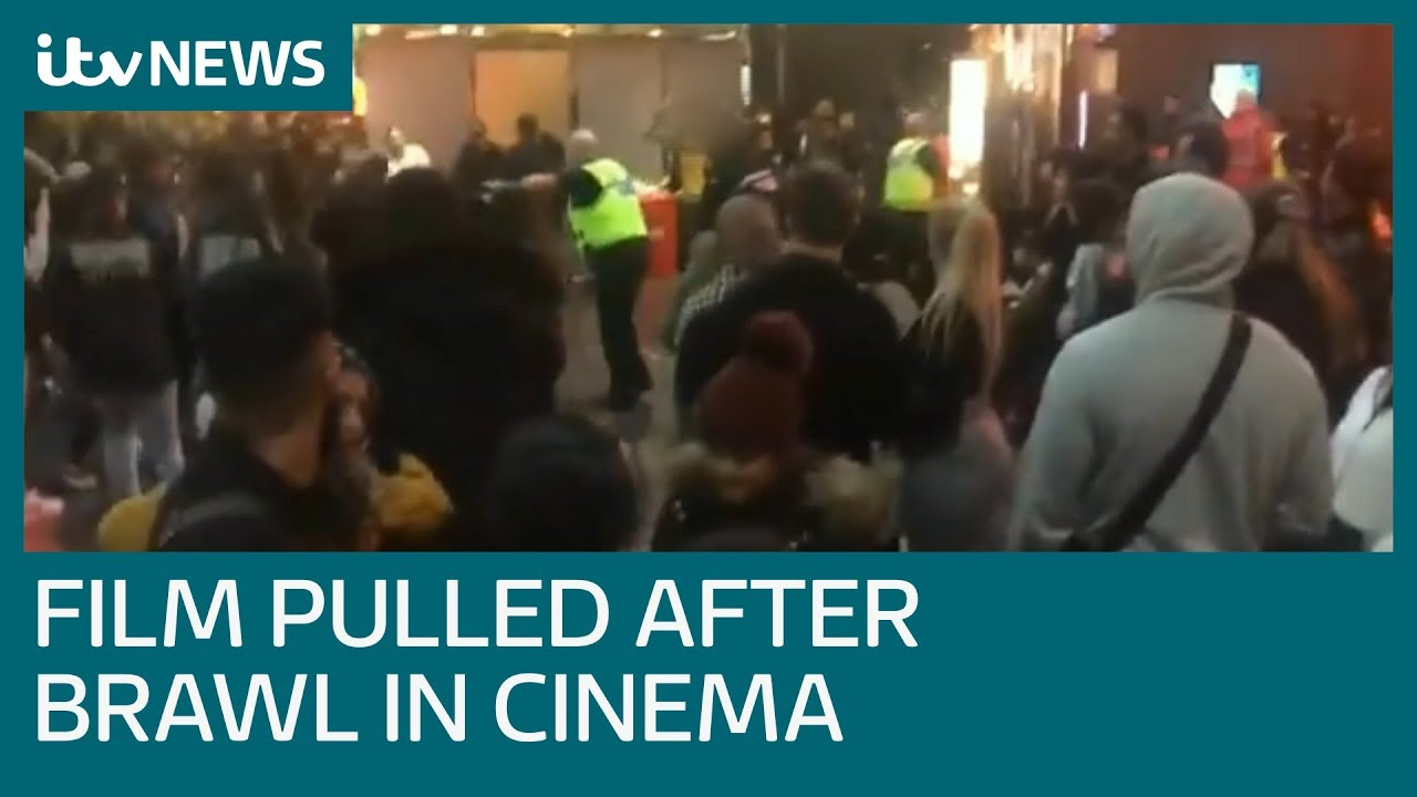 UK Cinemas pulls Blue Story(gangsta movie) from venues after fighting breaks out in Birmingham