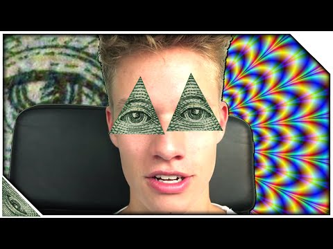CONCRAFTER IST ILLUMINATI CONFIRMED!