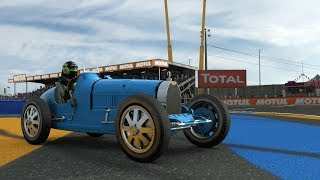 Forza Motorsport 7 - Bugatti Type 35 1926 - Test Drive Gameplay (HD) [1080p60FPS]