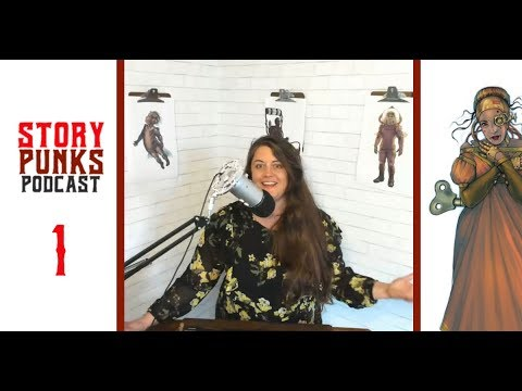 Storypunks Podcast #1: Step Into Storypunks With Host Cindy Grigg