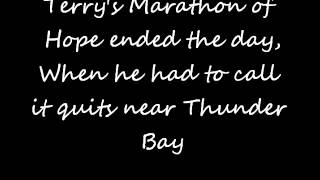 The Terry Fox Song