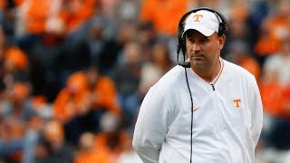 Tennessee Football | Year One with Coach Pruitt