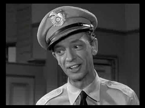 The Andy Griffith Show - CLIP - Boy, Giraffes Are Selfish!