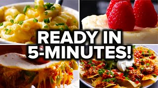 7 Recipes You Can Make In 5 Minutes thumbnail