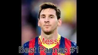 Best Pannas 1 Ronaldo Neymar Messi Ronaldinho Taarabt
