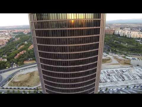 Eurostars Madrid Tower. Video reportaje.