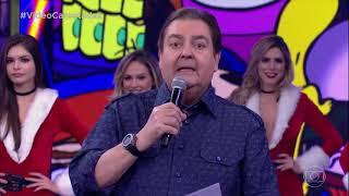 Video Cassetada - Domingão do Faustão - 24/12/2017