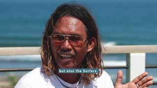 Kuya Keks on clean energy & the strength of the Local Surfing Community in La Union