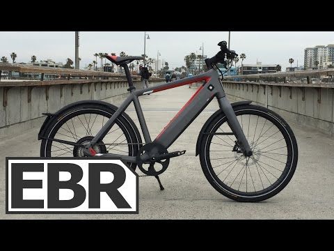 Stromer ST2 S Video Review - $10k Urban Speed Pedelec