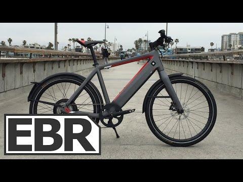 Stromer ST2 S Video Review - $10k Urban Speed Pedelec