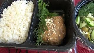 Доставка еды для похудения. Как похудеть? Mariya Zaulovskaya