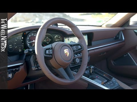2020 Porsche 911 Carrera S Cabriolet Interior