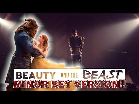 BEAUTY AND THE BEAST (Minor Key Version) - Chase Holfelder, KHS COVER
