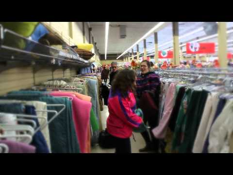 Thrift Shop - Claremont Music Video