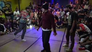 Shamrock Bboy/Bgirl Battle - 9/4/2016 - Quarterfinal 4