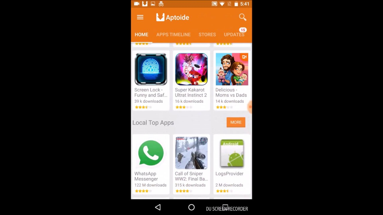 Aptoide Apk Download Guide 2018 Youtube