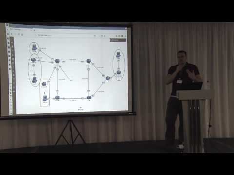 Интеграция MikroTik в MPLS сеть, построеную на Cisco